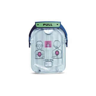 Laerdal Heartstart HS1 Defibrillator Electrodes Paediatric Pads Cartridge | Medical Supermarket