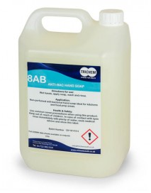 Trichem Anti Bac Foaming Hand Soap 5Ltr   Medical Supermarket