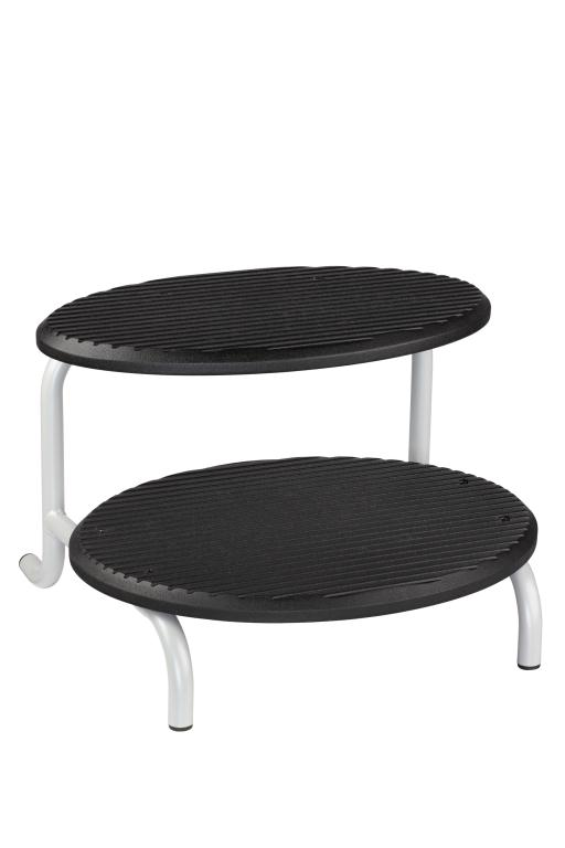 Sunflower Steps Double Tier - Oval | Medical Supermarket