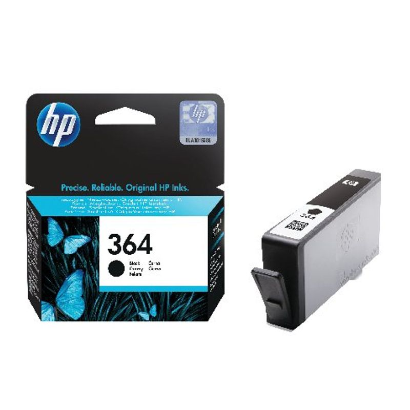 HP No.364 Ink Cartridge Black | Medical Supermarket