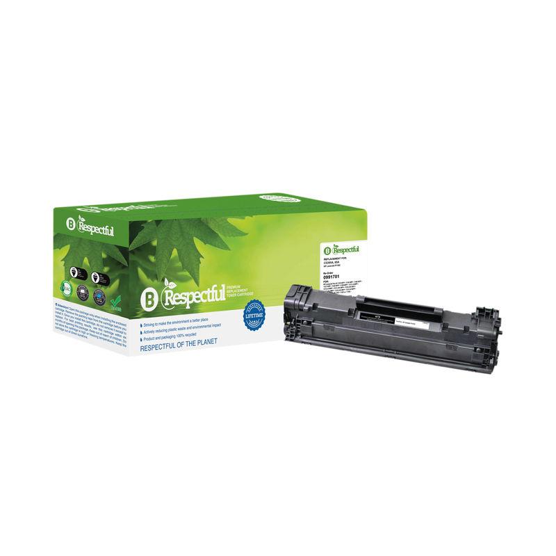 HP 85A Compatible Toner Cartridge Black (CE285A) | Medical Supermarket