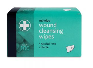 Reliwipe Moist Cleansing Wipes | Medical Supermarket