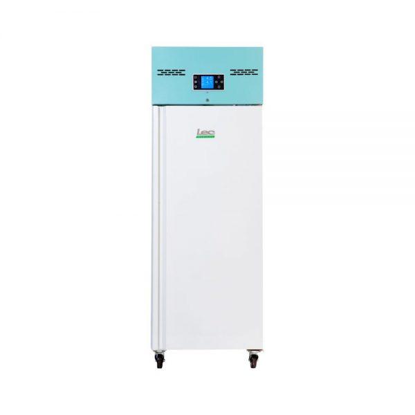 Lec PSR600UK Large Pharmacy Refrigerator with Solid Door (600 Litres)   Medical Supermarket