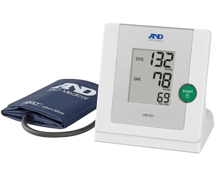 A&D UM-201 Simple Operation Blood Pressure Monitor | Medical Supermarket
