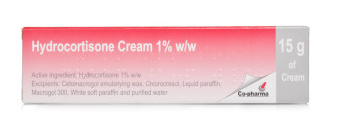 (POM) Hydrocortisone Cream 1% 15g | Medical Supermarket