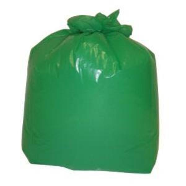 Green Refuse Sacks | Medical Supermarket