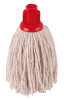 Hygiene Py Yarn Mop Size 12 Red | Medical Supermarket