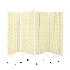 Sidhil Replacement Screen Curtains Only Poyester, Beige | Medical Supermarket