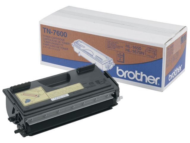 Brother TN7600 High Capacity Toner | Medical Supermarket