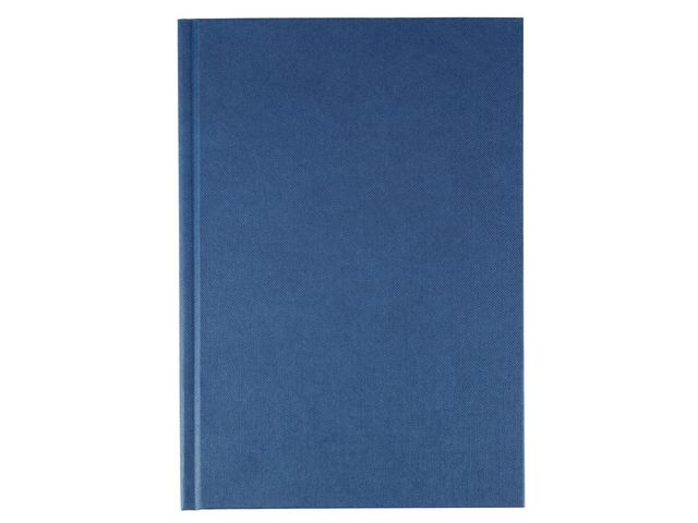 Blue A5 Casebound Book | Medical Supermarket