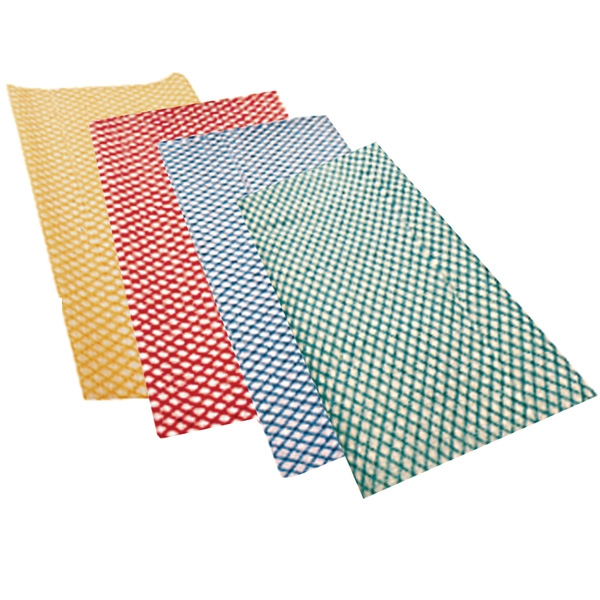Light Weight Cleaning Cloths Yellow - 465 x 300mm | Medical Supermarket