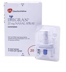 (POM) Imigran 20mg Nasal Spray   Medical Supermarket