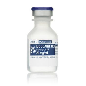 [AMB] (POM) Lidocaine Injection Ampoule Lidocaine 2% 10 x 2ml Ampoule | Medical Supermarket