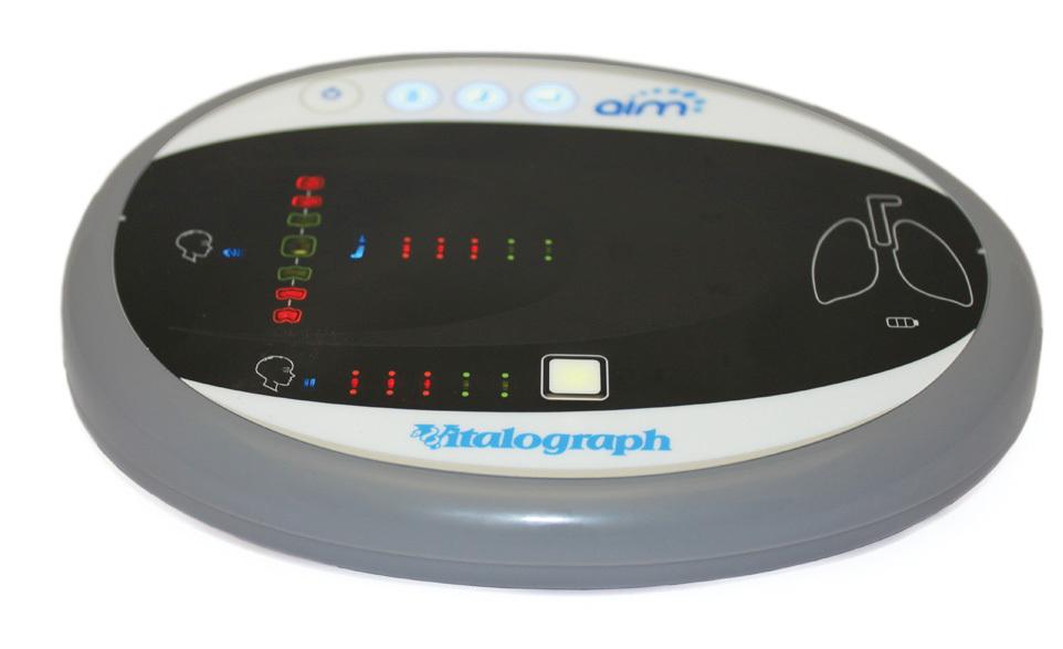 Vitalograph AIM DPI & MDI Inhaler Training | Medical Supermarket