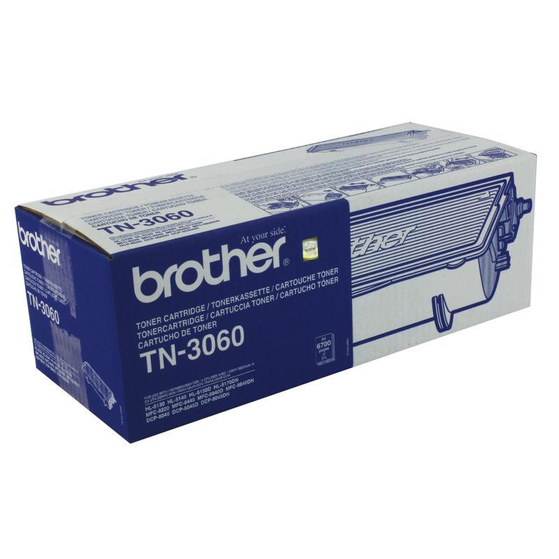 Brother TN3060 High Capacity Black Toner | Medical Supermarket