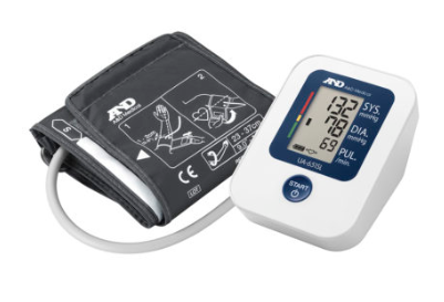 A&D UA-651SL Upper Arm Blood Pressure Monitor with Semi-Large Cuff | Medical Supermarket