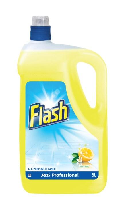 Flash All Purpose Cleaner 5 Litre Lemon | Medical Supermarket