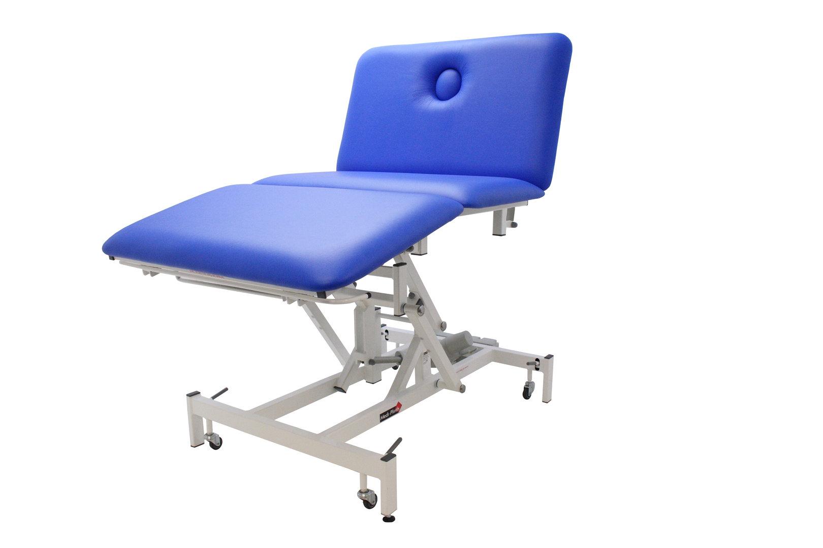 Medi-Plinth 3 Section Bariatric Bo Plinth Electric | Medical Supermarket