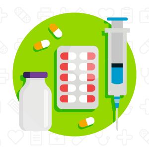 (POM) Paracetamol - 1g/100ml -  100ml Vial - (Pack 10) | Medical Supermarket