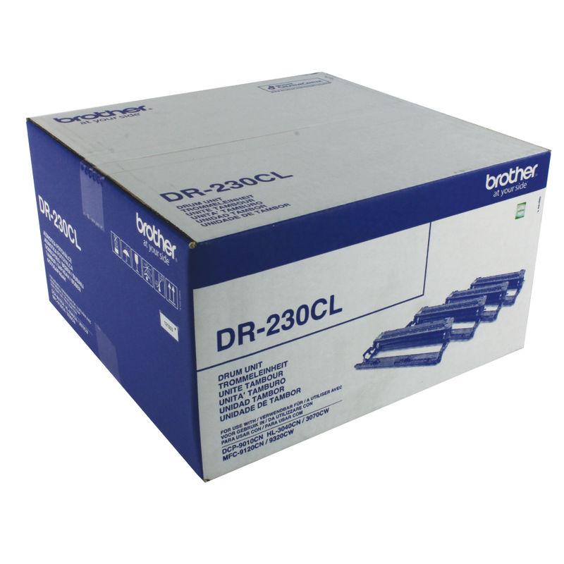 Brother DR230CL Drum (pack of 4) | Medical Supermarket