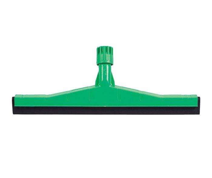 "Heavy-Duty Floor Squeegee Green 18"" | Medical Supermarket"