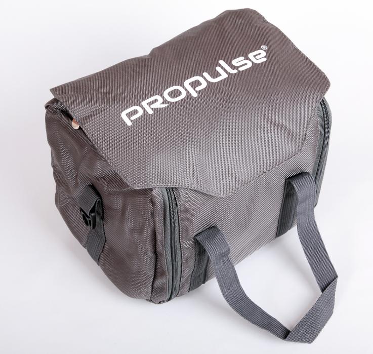 ProPulse® Ear Irrigator (Purple Lid) and Accessories Carry Case | Medical Supermarket