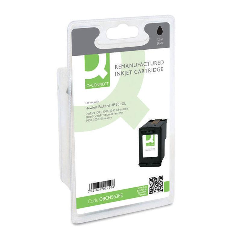 Compatible HP No.301XL High Capacity Ink Cartridge Black | Medical Supermarket