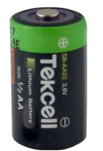 1/2 AA Lithium Battery 3.6V | Medical Supermarket