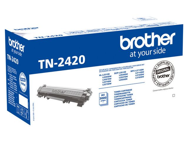 Brother TN2420 High Capacity Toner | Medical Supermarket