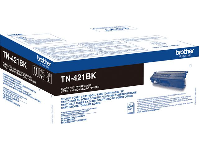 Brother TN421 Black Toner | Medical Supermarket