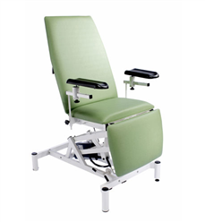 Doherty Phlebotomy Chair With Breathing Hole | Medical Supermarket