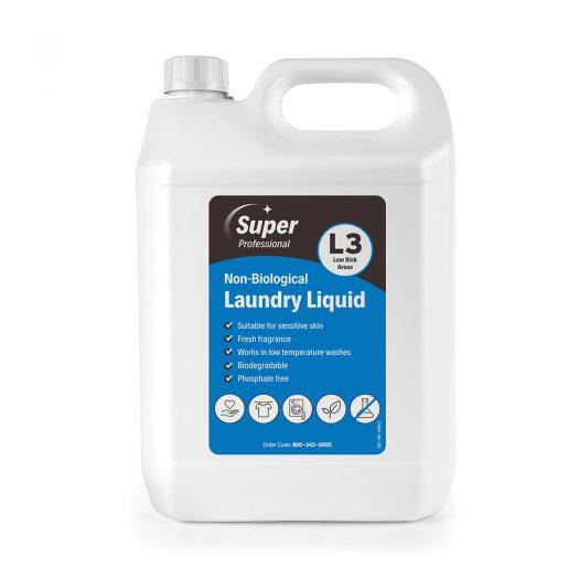Non Bio Laundry Detergent 5 Litre | Medical Supermarket