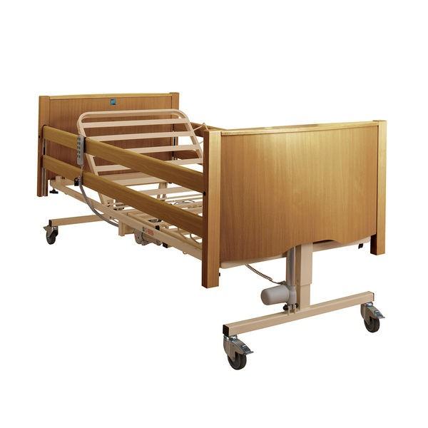 Bradshaw Nursing Care Bed Light Oak | Medical Supermarket