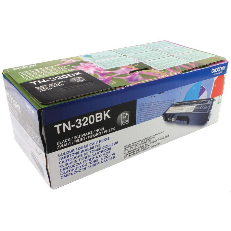 Brother TN320 Toner Black | Medical Supermarket