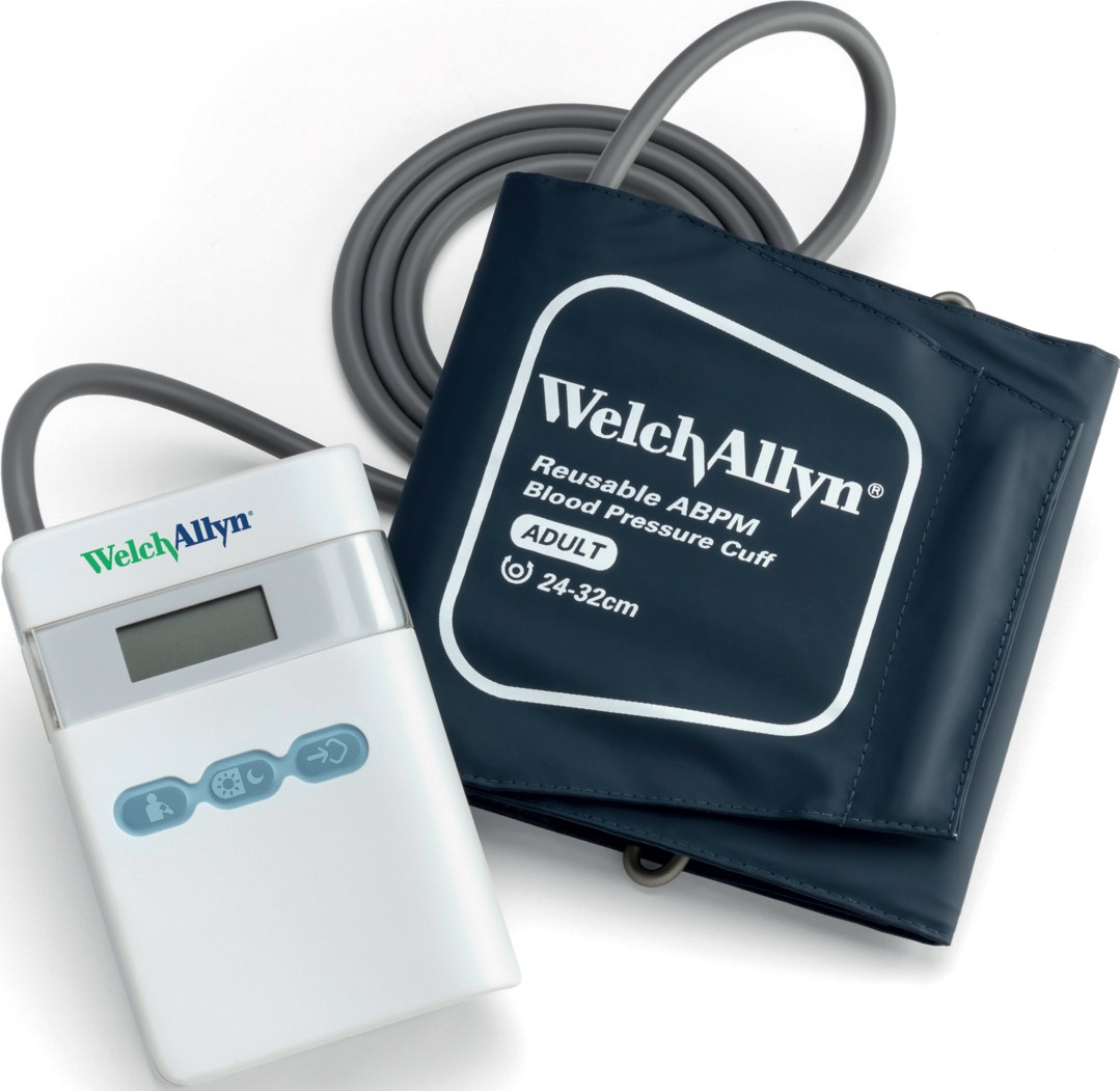 Welch Allyn ABPM 7100 Recorder + CardioPerfect Work Station Software | Medical Supermarket