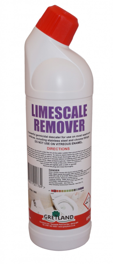 Limescale Remover 1 Litre- Pack of 1 | Medical Supermarket