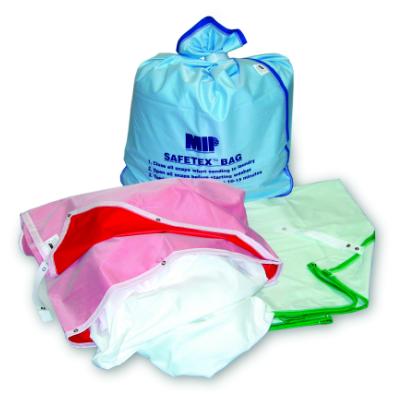 Safetex Reusable Bags Red | Medical Supermarket