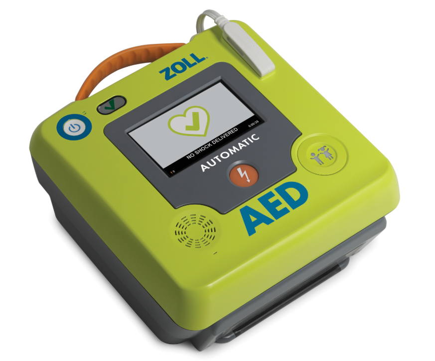 ZOLL AED 3 Fully Automatic Defibrillator   Medical Supermarket