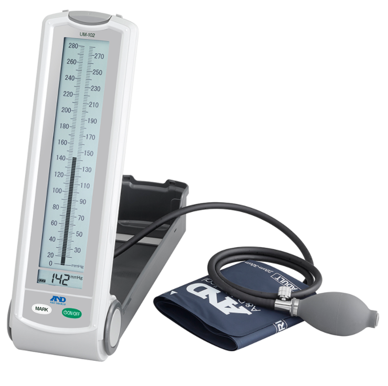 A&D UM-102A Mercury Free Sphygmomanometer | Medical Supermarket
