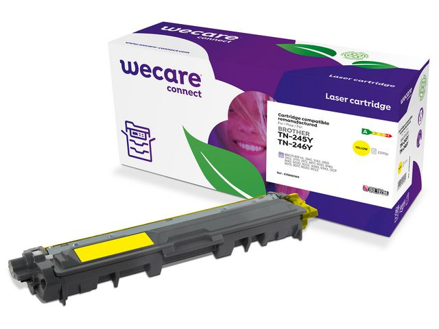 Compatible Brother TN245 Toner Cartridge Yellow | Medical Supermarket