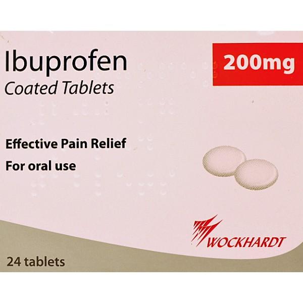 (GSL) Ibuprofen 200mg Tablets Pack of 84 | Medical Supermarket