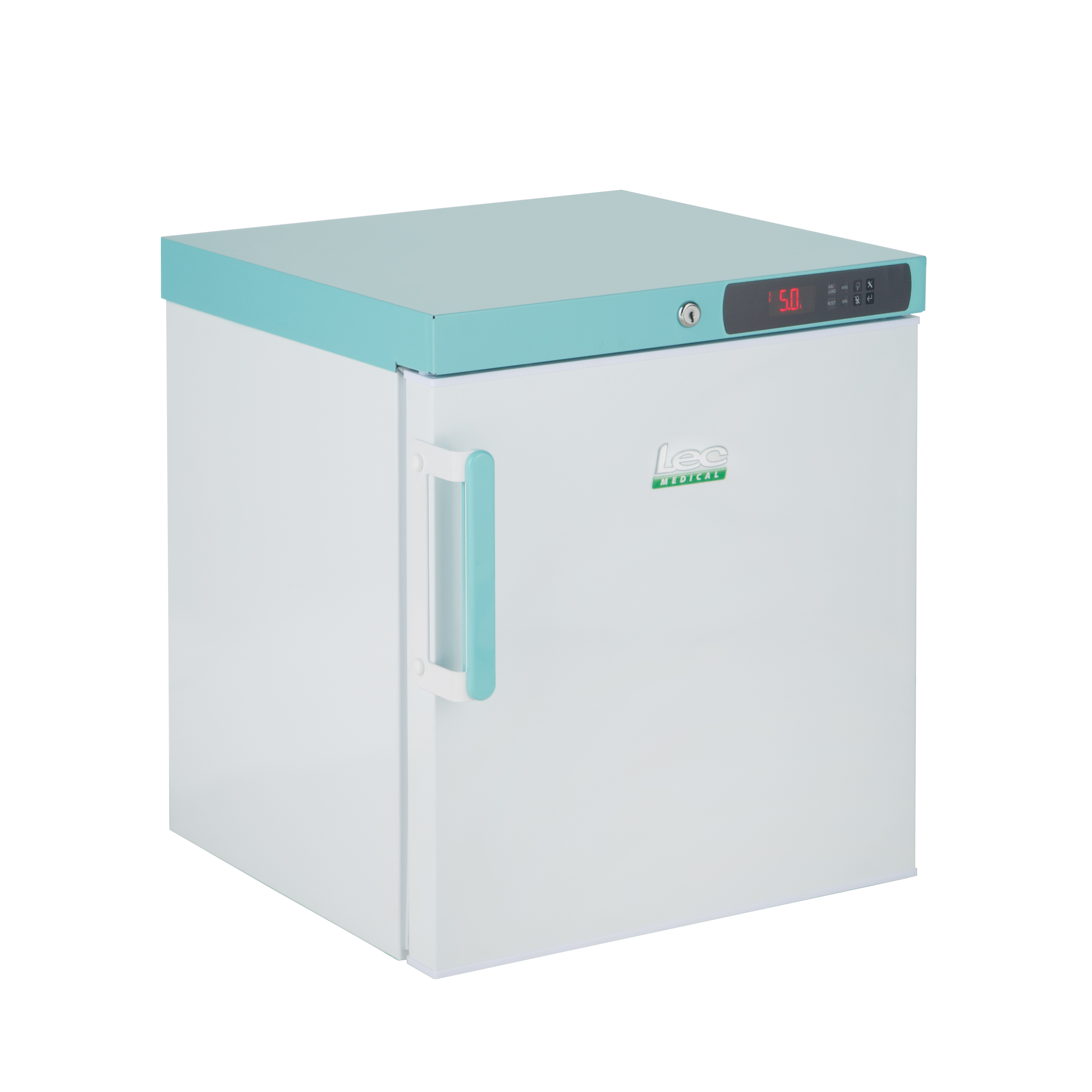 Lec PPSR47UK Pharmacy Refrigerator with Solid Door (47 Litres) (5 Year Warranty)   Medical Supermarket