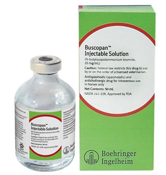 (POM) Buscopan Injection (Hyoscine Injection) 20mg/ml (1ml Vial) | Medical Supermarket