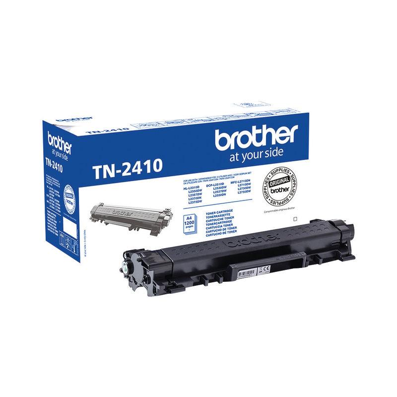 Brother TN2410 Black Toner Cartridge | Medical Supermarket
