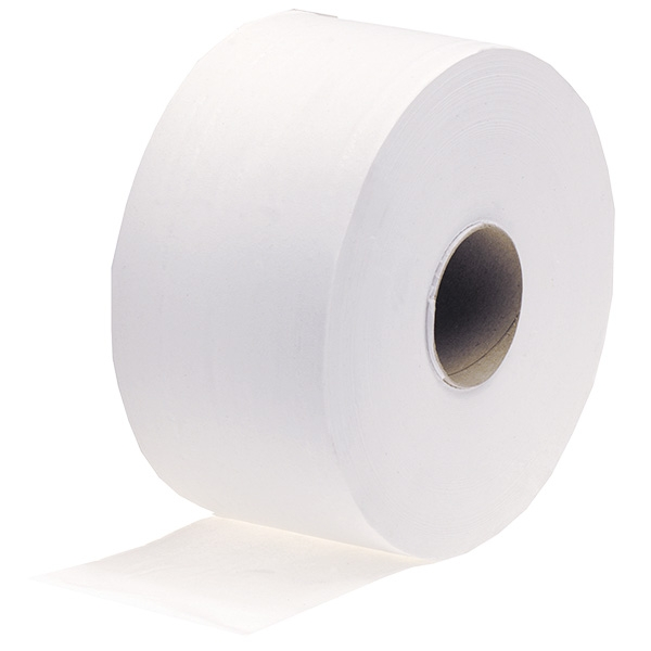 Standard Mini Jumbo 2 Ply Toilet Rolls 60mm Core | Medical Supermarket