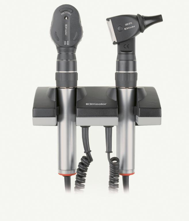 Keeler Fibre Optic Practitioner Corded Handle Diagnostic Set | Medical Supermarket