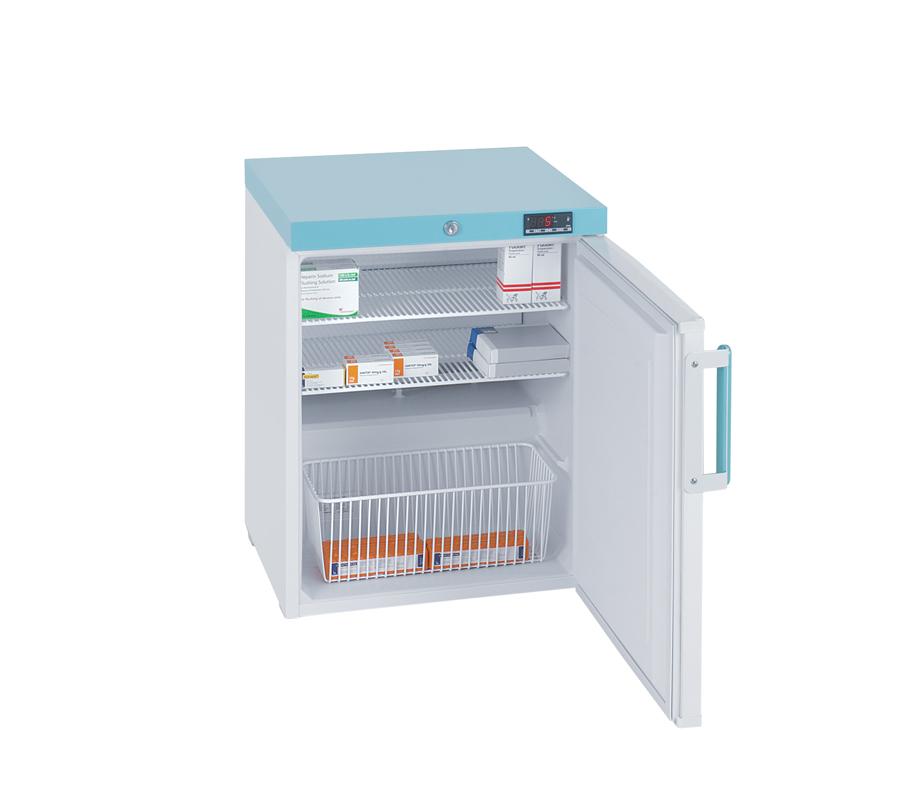 Lec PESR82UK Pharmacy Refrigerator with Solid Door (82 Litres) | Medical Supermarket