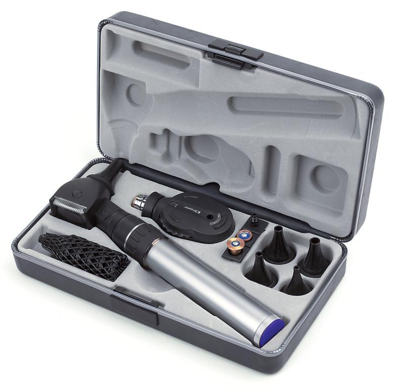 Keeler Fibre Optic Diagnostic Set 2.8V Dry Cell | Medical Supermarket