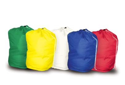 LB Nylon Laundry Bags White | Medical Supermarket