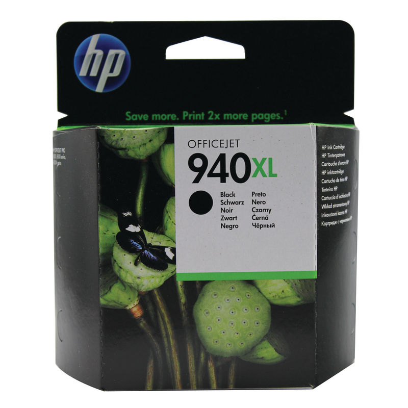 HP No.940XL High Capacity Ink Cartridge | Medical Supermarket